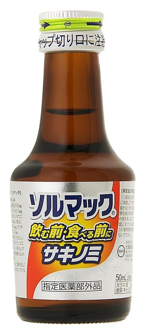 大鵬薬品工業 ソルマック5(サキノミP) 50mLx48本 (ケース販売) [指定医薬部外品] B01877FDYU