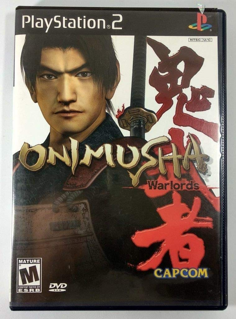 Amazon com: Onimusha Warlords: Playstation 2: Video Games