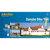 Danube Bike Trail: German Danube from Donaueschingen to Passau Vol 1