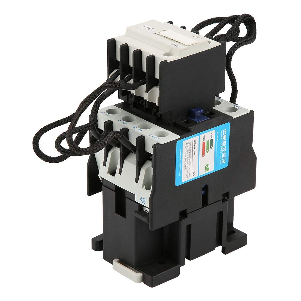 Walfront 32A 18KVAr Switch-Over Capacitor Duty Contactor AC ... on