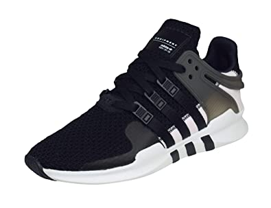 d7981a42aa3f1 adidas Originals EQT Support ADV Baskets Femmes-Black-37.33