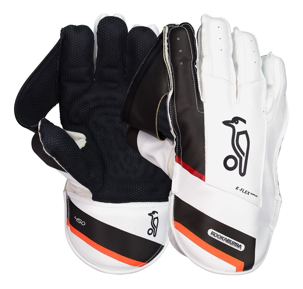 Kookaburra 450 Wicket Keeping手袋 – 大人用 B075GTL3N8