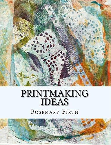 Download Printmaking ideas: Experimental printmaking at home pdf