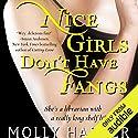 Nice Girls Don't Have Fangs: Half-Moon Hollow, Book 1 Hörbuch von Molly Harper Gesprochen von: Amanda Ronconi
