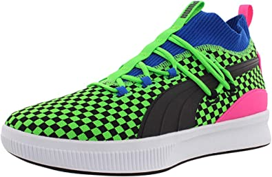 puma clyde on court