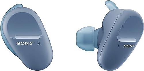 Sony WF-SP800N Truly Wireless Sports Headphones