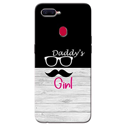 finest selection ee2d0 c8d6b SHAIVYA Daddy's Girl Silicone Rubber Finished TPU: Amazon.in ...