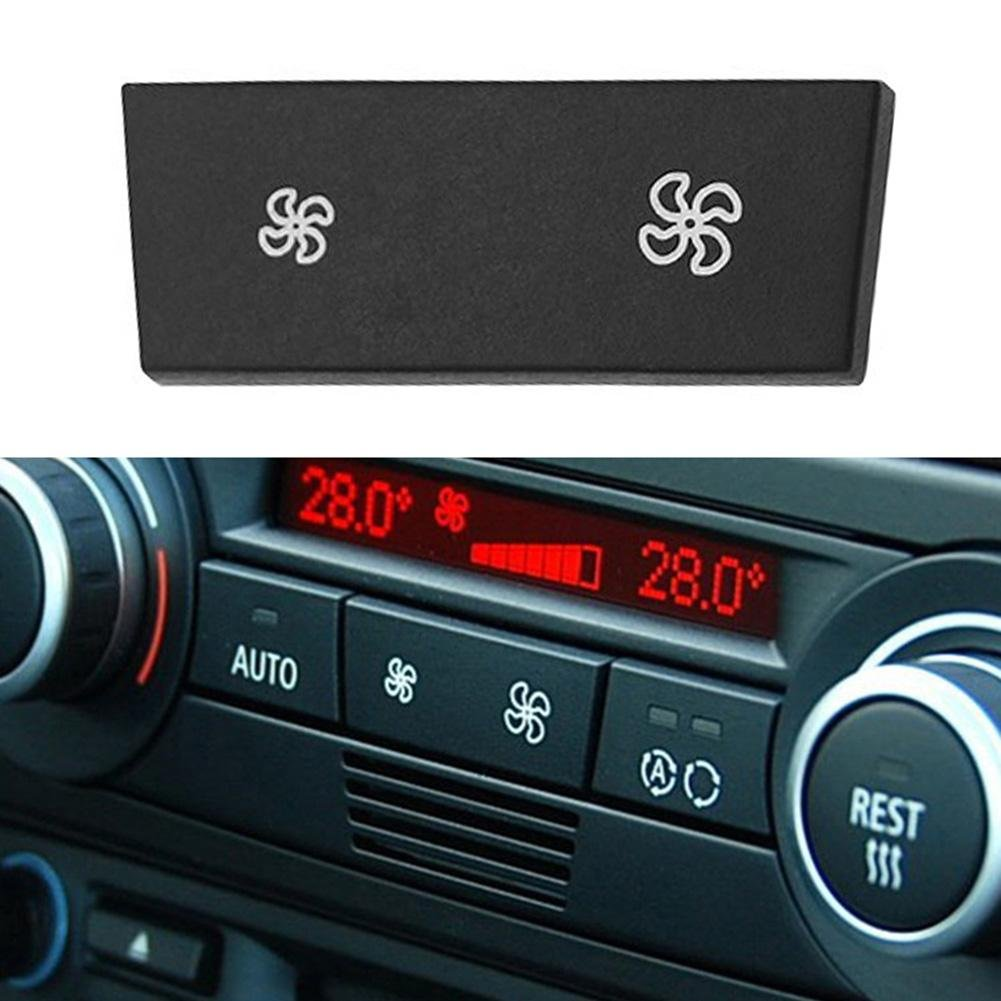 Widewing Heater Climate Air Conditioning Control Button Cover for BMW 1//3 Series X1