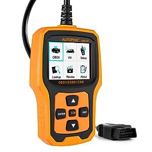 OBD2 Scanner OM126 Boitier Diagnostic Auto Multimarque OBDII Lecteur Code EOBD Reader Voiture Outil De Analyse Diagnostic Valise Diagnostique En Francais