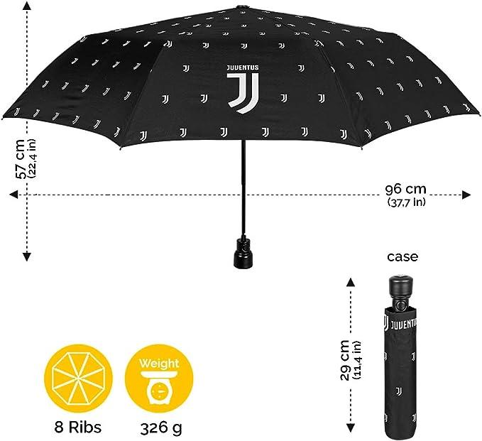 Juventus Barbecue Set 18 x 30 x 1 cm Black