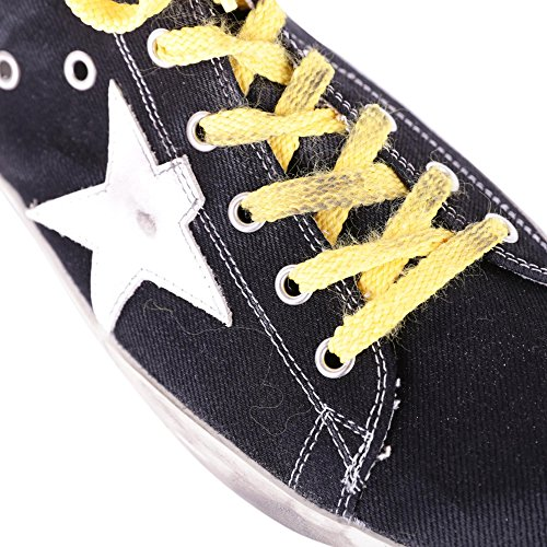 Golden Goose Hi Top Sneakers Uomo Garms59132b13 Nero