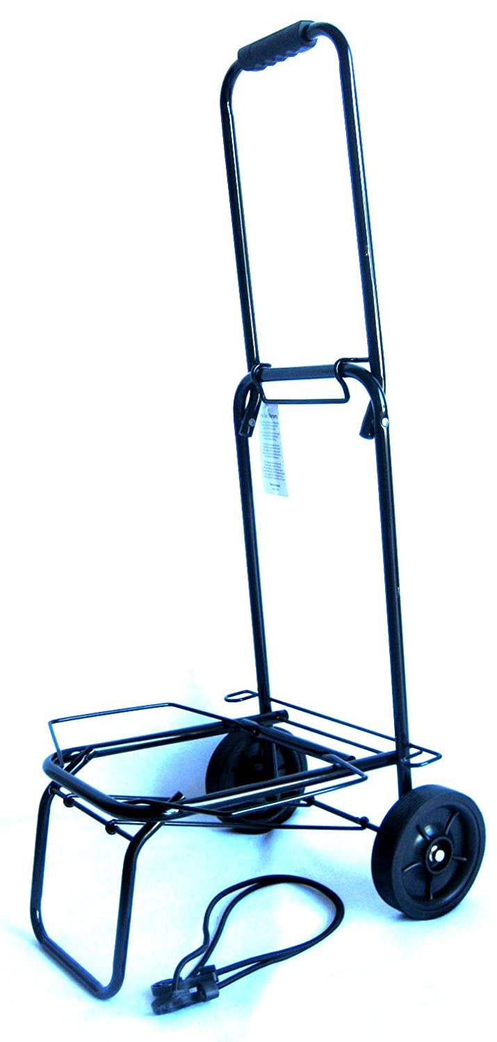 Hipack Folding Portable Lc-02 Luggage Cart Max. Load 75lbs