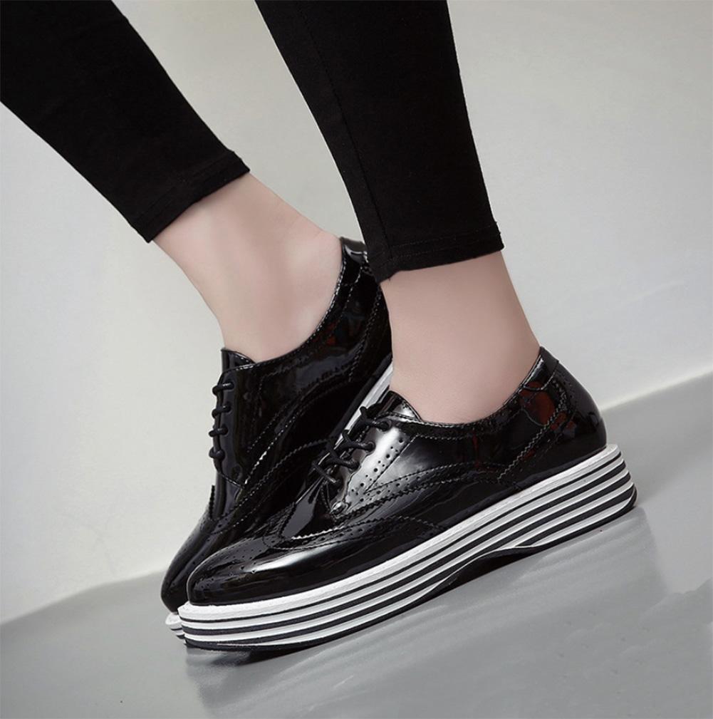 Spring Zapatos Ms De Los Ascensor La Top Corteza Bajo xAqOwRp4