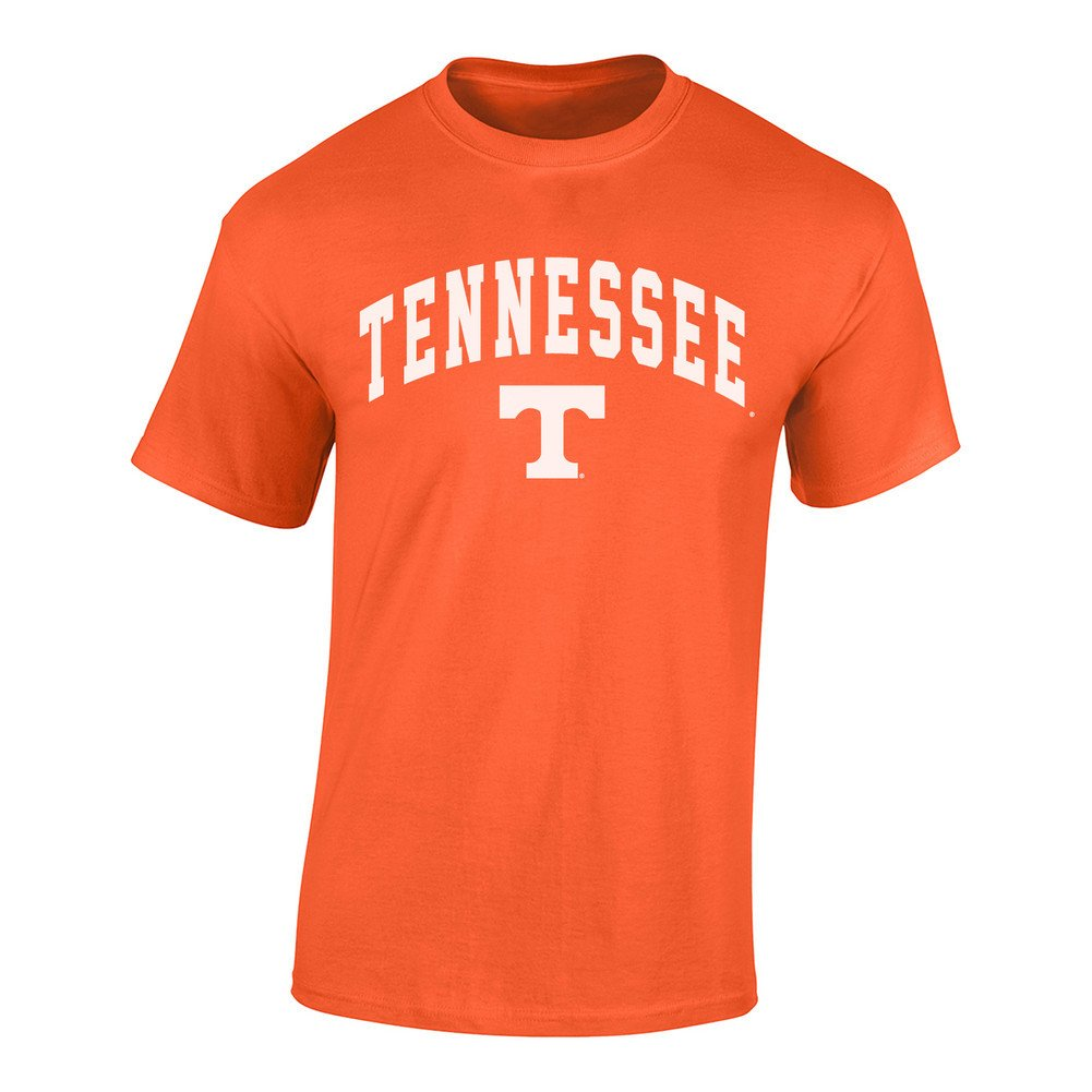 Tennessee Volunteers Tshirt Arch Orange