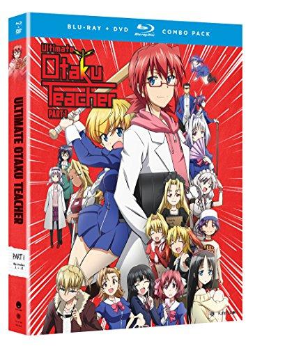 Ultimate Otaku Teacher: Season One, Part One (Blu-ray/DVD Combo)