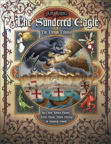 The Sundered Eagle: The Theban Tribunal (Ars Magica)