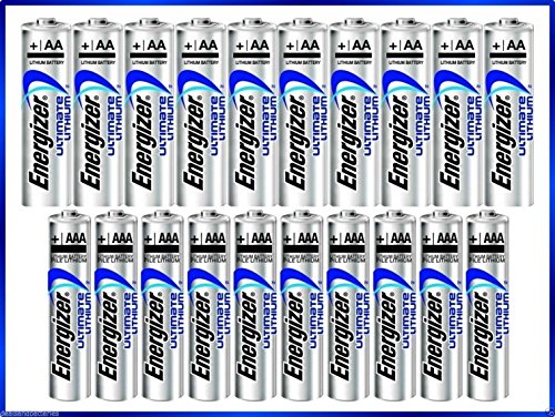Energizer Ultimate Batteries DuraLock MOSQUTIO