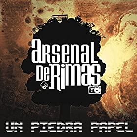 Amazon.com: Un Piedra Papel [Explicit]: Arsenal de Rimas: MP3