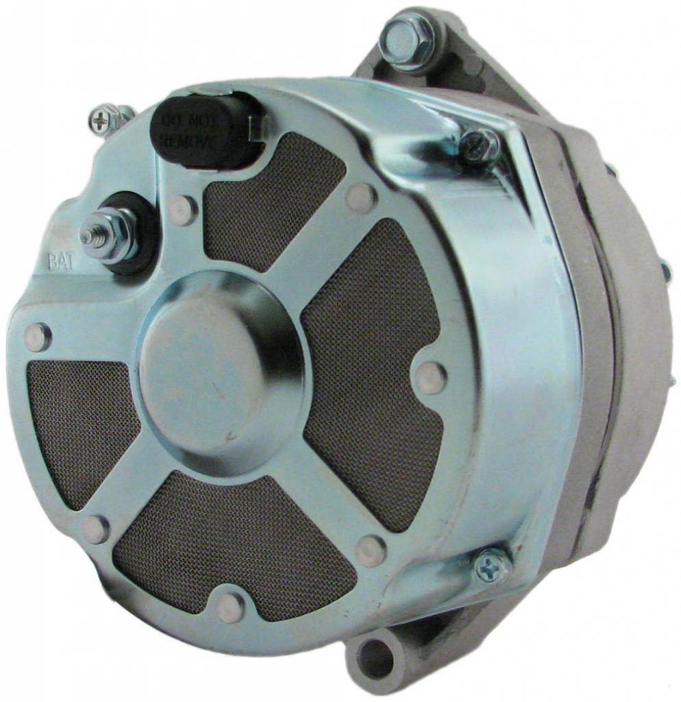 Amazon.com: New 10SI Marine Alternator Mercruiser Hardin OMC 105 amp ...