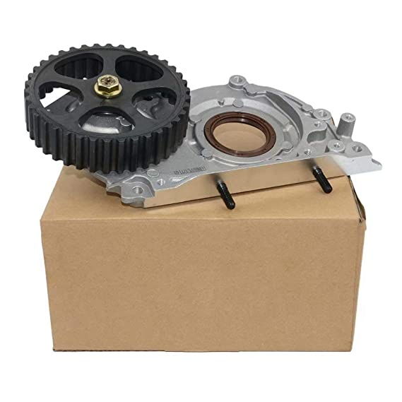 Amazon.com: Engine Oil Pump with Gear/Pulley for Vauxhall/Opel Astra G H Combo Corsa C Meriva 1.7 CDTI DTi Di 16v OEM# 646164 98060385 646556 97254632: ...