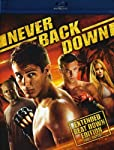 Cover Image for 'Never Back Down'