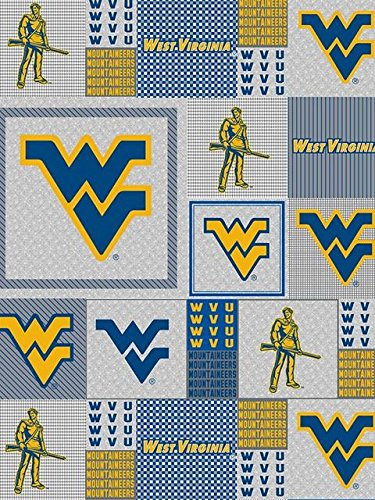 (Premium Anti-Pill West Virginia Fleece B917)