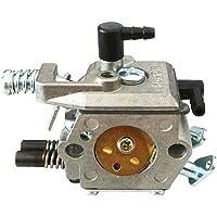 Générique Carburateur Carb pour 45 cc 52 cc 58 cc 4500 5200 5800 chinois Tronçonneuse Sanli Tarus Eckman Viron