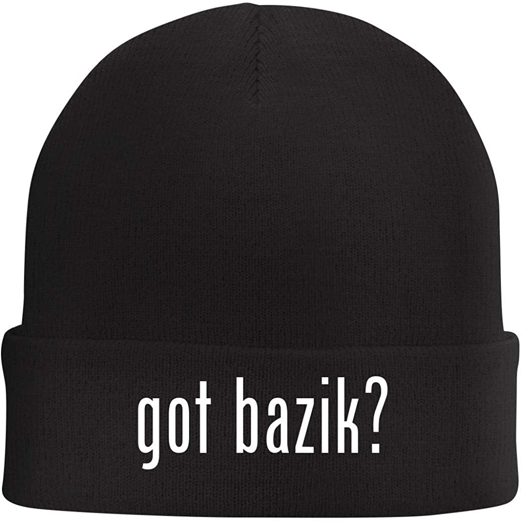 Tracy Gifts got Bazik? Beanie Skull Cap with Fleece Liner