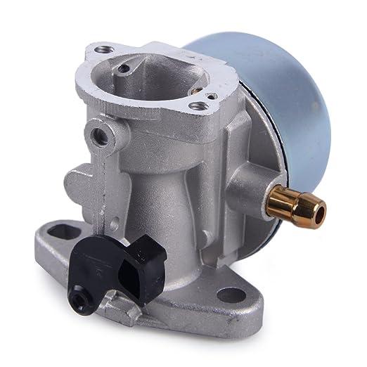 LETAOSK Carburador con kit de juntas para Briggs & Stratton 498170 ...