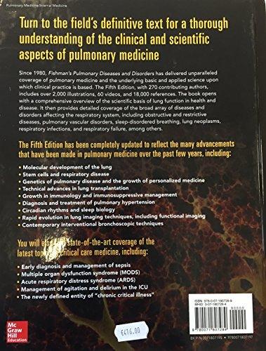 Fishman's Pulmonary Diseases and Disorders, 2-Volume Set, 5th edition - medicalbooks.filipinodoctors.org