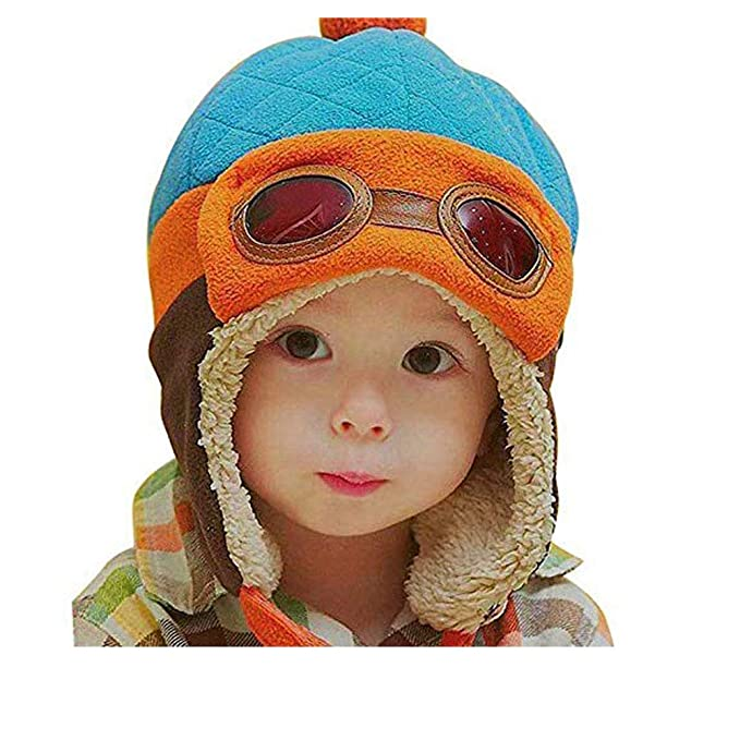 Amazon.com: celltek® Moda NiñOs Cool Piloto Aviador ...