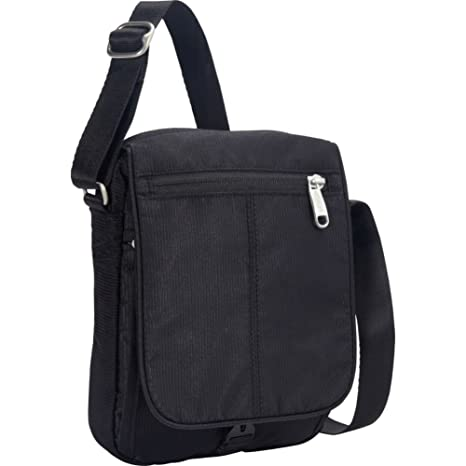 4f8792364bc6 eBags Terrace Mini Cross-Body Bag 2.0 with RFID Security (Black)   Amazon.co.uk  Luggage