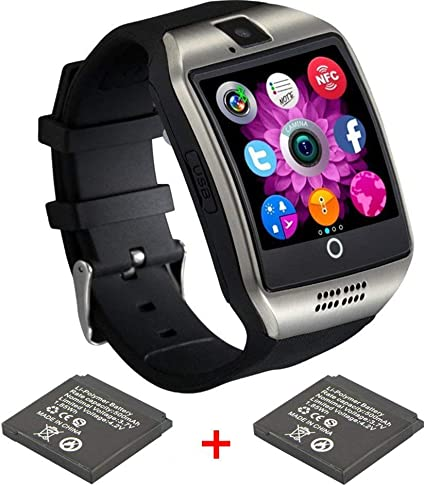 Bluetooth Smart Watch with Camera,Bluetooth Watch for iPhone 6s Plus Unlocked Bluetooth Watch Cell Phone with Sim Card Slot,Smart Wrist ...