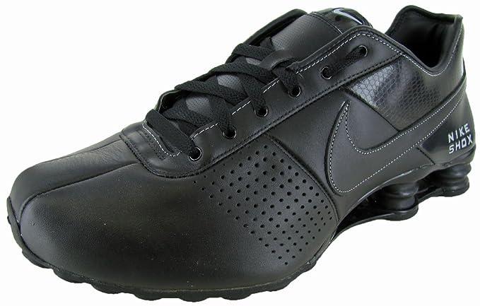 Nike Shox Deliver Black Stealth