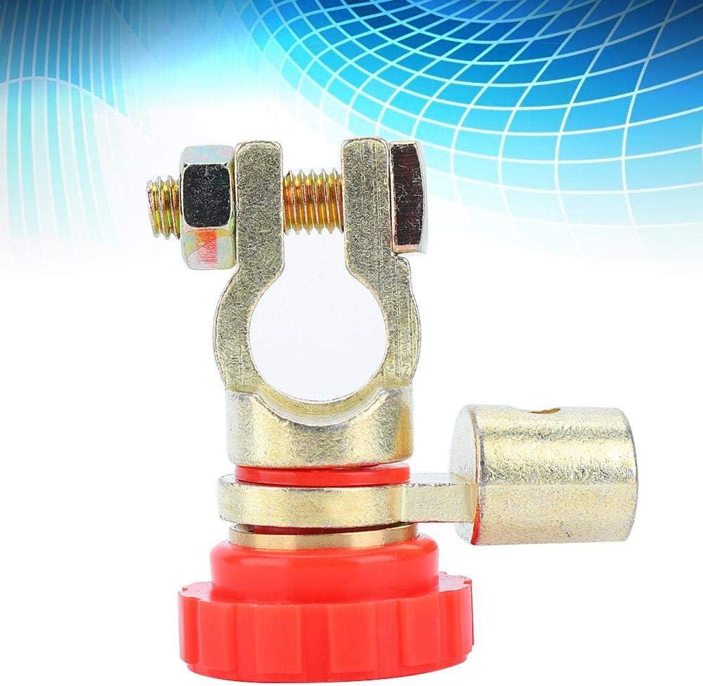 terminal de liaison universel en ABS et en cuivre d/éconnexion coupure rapide isolateur principal Interrupteur dalimentation de la batterie de voiture