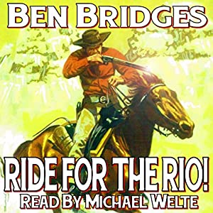 Ride for the Rio! Audiobook
