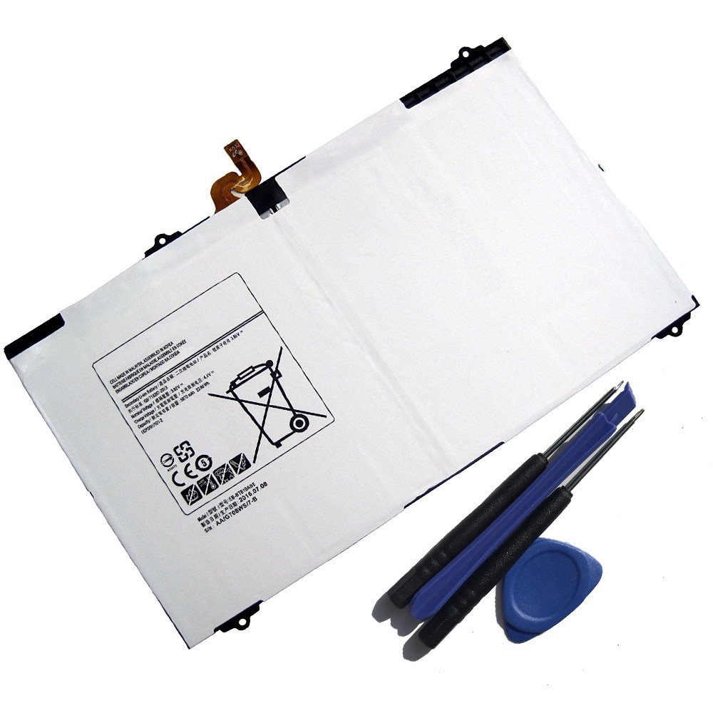 Etechpower Tablet Replacement Samsung GALAXY Tab S2 SM-T810 SM-T815 T815C Battery EB-BT810ABE with free opening tools