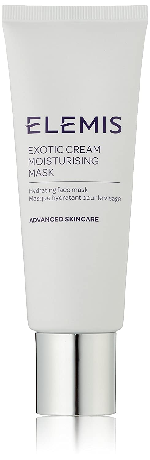 Elemis Exotic Cream Moisturising Mask, Hydrating Face Mask, 75 ml 50285