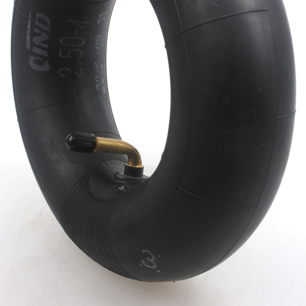 Wingsmoto 2 Pack Of Inner Tube 2.80//2.50-4 280//250-4 2.80-4 2.50-4 280-4 250-4 Tire metal valve TR87