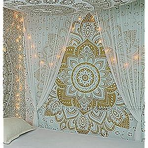 Mandala Tapestry Wall Hanging