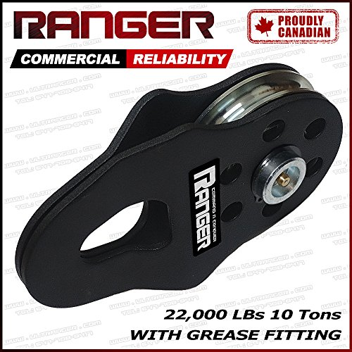 Ranger Commercial Reliability Snatch Block with Grease for sale  Delivered anywhere in Canada