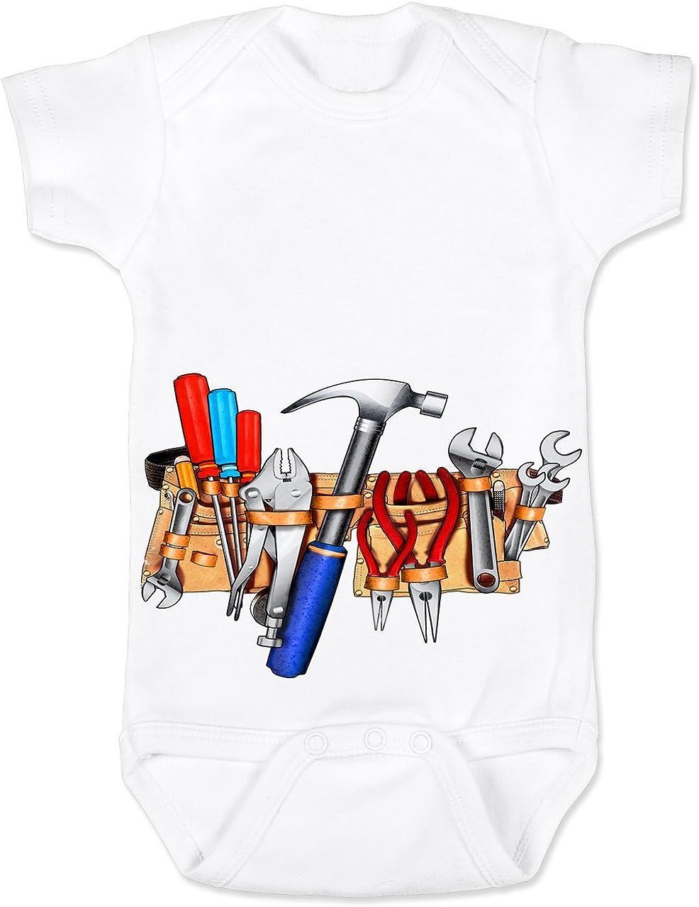 Vulgar Baby Bodysuit Tool Belt