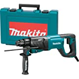 Makita HR2641 AVT Rotary Hammer Accepts SDS-PLUS Bits, 1""