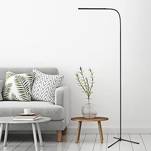 slypnos 3 in 1 ultra slim led floor lamp flexible dimmable rh amazon co uk