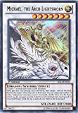 Yu-Gi-Oh! - Michael, The Arch-Lightsworn (SDLI-EN036) - Structure Deck: Realm of Light - 1st Edition - Ultra Rare