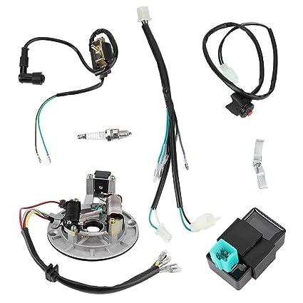 Duokon Telar del arnés de cableado del motor del estator eléctrico ...