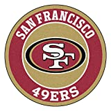 FANMATS 17974 NFL San Francisco 49ers Roundel Mat