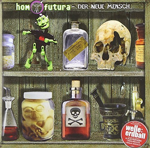 Homo Futura - Der Neue Mensch - Zortam Music
