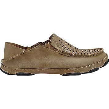 OluKai Moloa Kohana II - Mens Casual Shoe Khaki/Khaki - 9.5