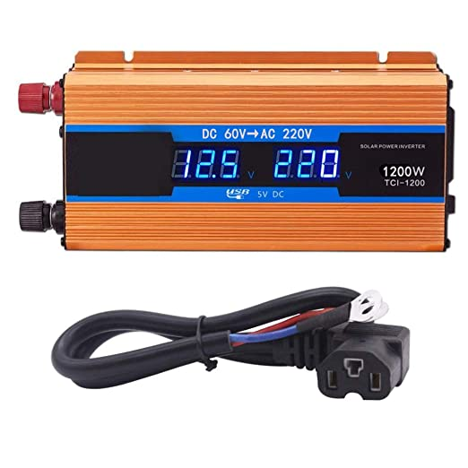 500W-2200W inversor Automotive Automotive Pantalla LED ...